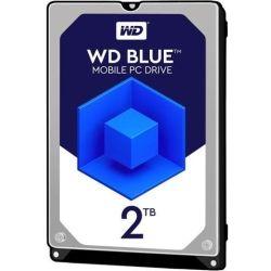 WD Blue 2TB Hard Disk Drive HDD - 2.5 inch, SATA
