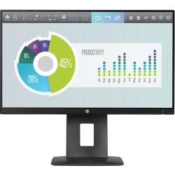 HP Z22n 22 inch FHD IPS Monitor 1920x1080 16:9 5ms HDMI/DisplayPort/VGA VESA Height Adjust/Pivot/Swivel/Tilt 12 Mth Wty (Refurbished)