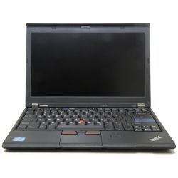 Lenovo ThinkPad X230 13 inch Notebook Laptop - i5-3320M 2.6GHz, 4GB RAM, 500GB HDD, Win7 Pro, 12 Mth Wty (Refurbished) Computer Components