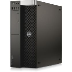 Dell Precision T3610 Workstation Desktop PC Xeon E5-1607 v2 3.00GHz 16GB RAM 512GB SSD Win10 Pro 12 Mth Wty (Refurbished)