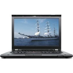 Lenovo ThinkPad T430s 14 inch HD+ Notebook Laptop - i5-3320M 2.60GHz, 4GB RAM, 128GB SSD, Win10 Pro, 12 Mth Wty (Refurbished)