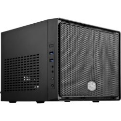 CoolerMaster Elite 110 Gaming Desktop PC - Intel Core i5 CPU, 8GB RAM, 500GB HDD, ASUS NVidia GTX1050 2GB Gaming Graphics, Win 10, Blue LED Fan, 12 Mth Wty Computer Components