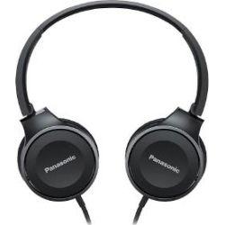 Panasonic RP-HF100 Headphones - Black