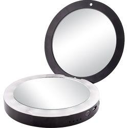 3Sixt Jetpak Compact Mirror 3000mAh Black