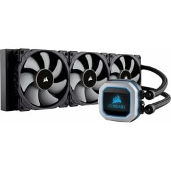 Corsair H115i Pro RGB 280mm Radiator. 2x 140mm ML Fan Support Corsair LINK. SOCKET TR4 READY