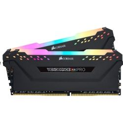 Corsair Vengeance RGB Pro 16GB (2x 8GB) DDR4 2666MHz C16 Desktop Gaming Memory