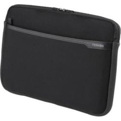 Toshiba Notebook Neoprene Sleeve - Fits up to 16 inch