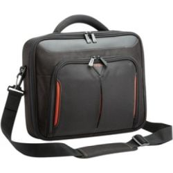 Targus 15.6 inch Classic + Clamshell Laptop Case with File Compartments