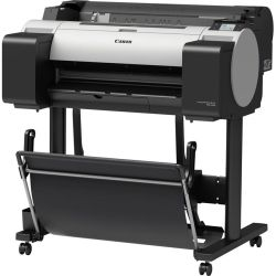 Canon iPF TM-200 24 5 Colour Graphics Large Format Printer with Stand