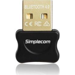 Simplecom NB405 USB Bluetooth 4.0 CSR Adapter Wireless Dongle with A2DP EDR