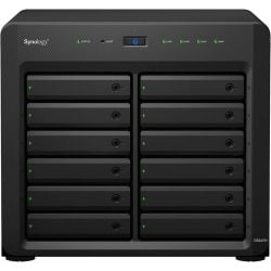 Synology DiskStation DS2415+ 12-Bay NAS
