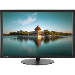 Lenovo ThinkVision T2254P 22 inch LED Backlit LCD Monitor - 1680x1050, 16:10, 5ms, HDMI, DisplayPort, VGA, VESA, 12 Mth Wty (Refurbished) Computer Components