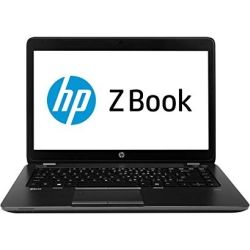 HP Z Book 14 inch HD+ Notebook Laptop - i7-4600U 2.10GHz, 8GB RAM, 256GB SSD, AMD Firepro M4100 2GB, Win10 Pro, 12 Mth Wty (Refurbished)