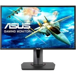 Asus MG248QR 24 inch Gaming Monitor 1920x1080 16:9 1ms 144Hz Eyecare Adaptive-Sync Height Adjust Speakers GamePlus DisplayPort HDMI Game Visual