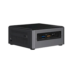 Intel NUC 7 Enthusiast, a mini PC with Windows 10, Intel Core i7, 2TB, 32GB Intel Optane Memory, 8GB, Single Pack