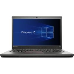 Lenovo ThinkPad T450 14 inch Notebook Laptop - i5-5300U 2.30GHz, 8GB RAM, 500GB HDD, Win10 Pro, 12 Mth Wty (Refurbished) Computer Components