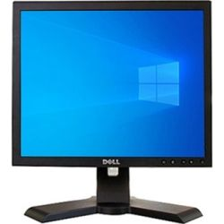 Dell Professional P190Sb 19 inch SXGA LCD Monitor - 1280x1024, 5:4, 5ms, DVI, VGA, 12 Mth Wty (Refurbished)