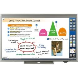 Sharp PN-L702B 70 inch LED CD Monitor 1920x1080 16:9 6ms HDMI VGA RS232 12 Mth Wty (Refurbished)