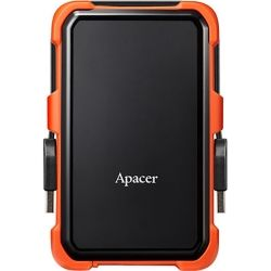 Apacer AC630 1TB External Portable HDD USB3.1 Shockproof, Water Resistant 1TB