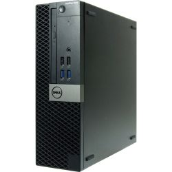 Dell Optiplex 7040 SFF Desktop PC i7-6700 3.40GHz Quad Core 8GB RAM 500GB HDD Win10 Home 12 Mth Wty (Refurbished)