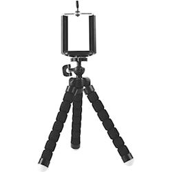 Brateck Universal Flexible Mini Tripod Stand Mount Holder For GoPro Hero Phone Camera