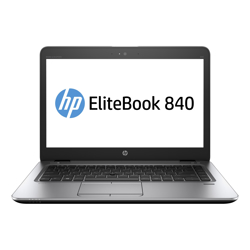 HP EliteBook 840 G3 14 inch WXGA Notebook Laptop - i5-6300U 2.40GHz, 8GB RAM, 256GB SSD, Win10 Pro, 12 Mth Wty (Refurbished) Computer Components