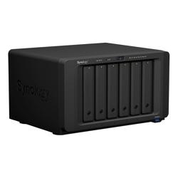 Synology DiskStation DS1621+ 6-Bay 3.5  Diskless 4xGbE NAS AMD Ryzen Quad Core 2.2GHz,4GB RAM, 3xUSB3,2x eSATA,Built in NVMe,3 yr Wty