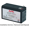 Batteries - APC Supply and Delivery of 1x RBC17 Battery | MegaBuy Computer Parts