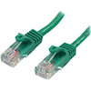 StarTech - StarTech 0.5m Green Snagless Cat5e Patch Cable | MegaBuy Computer Store Computer Parts