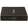 StarTech 3.5 Desktop External Hard Drive Enclosures - StarTech Dual MSATA Enclosure RAID USB 3.1   MegaBuy Computer Store Computer Parts