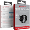 Third Party Apple Watch Accessories - Mophie InvisibleShield Glass Curve Elite Apple Watch 38mm Series 3 Full Screen | MegaBuy Computer Store Computer Parts