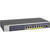 NETGEAR - NETGEAR 8-Port PoE+ Multi-Gigabit Smart Switch | MegaBuy Computer Store Computer Parts