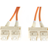 Other Network Cables - 4Cabling 2m SC-SC OM1 Multimode Fibre Optic Cable Orange | MegaBuy Computer Store Computer Parts
