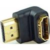 Video Adapters - 4Cabling HDMI Up Right Angled 90 Degree Adaptor HDMI V1.4 | MegaBuy Computer Store Computer Parts