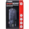 Thor Powerboards - Thor 8 Way Smart Board Ultimate Surge Protected Power Board | MegaBuy Computer Store Computer Parts
