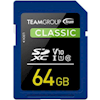 SD / SDHC Cards - Team Classic SD Memory Card -64 GB | MegaBuy Computer Store Computer Parts