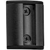 Monitor Accessories - Atdec Wall Channel 60mm Metallic Black | MegaBuy Computer Parts