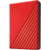 WD - WD My Passport 4TB Portable External Hard Disk Drive HDD 2.5 inch USB 3.0 Red | MegaBuy Computer Store Computer Parts
