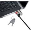 Security Accessories - Kensington ClickSafe Keyed SNGLEHEAD Lock NOBLESLOT | MegaBuy Computer Store Computer Parts
