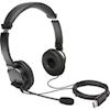 Headphones - Kensington HI-FI USB-A Headphones W/ Microphone   MegaBuy Computer Store Computer Parts