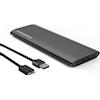 Simplecom 2.5 Portable External Hard Drive Enclosures - Simplecom SE502 M.2 SSD (B Key SATA) to USB 3.0 External Enclosure | MegaBuy Computer Store Computer Parts