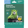 Home & SOHO Antivirus & Internet Security Software - Kaspersky Total Security 1 Device 1 Year Multi Device Card | MegaBuy Computer Store Computer Parts