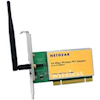 Network Adapter Accessories - NETGEAR WG311 802.11g 54Mbps Wireless PCI Adapter Not Compatable with Win 7 x64 1yr | MegaBuy Computer Parts
