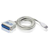 Other Networking Accessories - Aten UC1284B USB to IEEE-1284 Printer Interface with 1.8m Cable 1yr | MegaBuy Computer Store Computer Parts