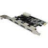 Video Capture - Volans VL-PU34 USB 3.0 4-Port PCI-E Expansion Card 1yr | MegaBuy Computer Parts