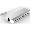Docks & Port Replicators - Astrotek All-in-One Dock Thunderbolt USB-C 3.1 Type-C to HDMI+USB3.0+Card | MegaBuy Computer Store Computer Parts