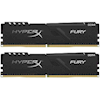 Kingston HyperX - Kingston HyperX 16GB 2666MHz DDR4 CL16 DIMM (Kit of 2) 1Rx8 HyperX FURY Black | MegaBuy Computer Store Computer Parts