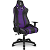Toys & Gadgets - ZQRacing WS50-BLACK-PURP Alien Series Gaming Office Chair-Purple/Black 2 Year | MegaBuy Computer Parts