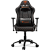 Computer Chairs - Cougar Armor Pro Black Gaming chair   MegaBuy Computer Store Computer Parts