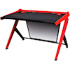 Toys & Gadgets - DXRacer 1000 Series Gaming Desk Black and Red | MegaBuy Computer Parts